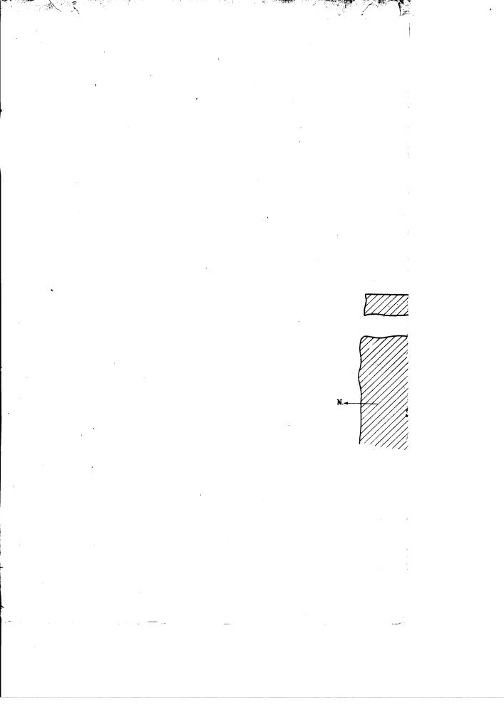 Приспособление для регистрации колебаний почвы (патент 475)