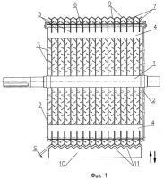 Патент 2437274 Измельчитель растительных материалов