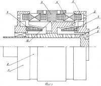 Патент 2400908 Синхронный индукторный генератор