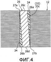 Патент 2554119 Ротор для вращающейся электрической машины, вращающаяся электрическая машина и способ изготовления ротора для вращающейся электрической машины