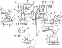 Патент 2317280 Установка для приготовления порошкообразной смеси на основе перхлората аммония (пха), используемой в качестве окислителя для заряда ракетного двигателя на твердом топливе