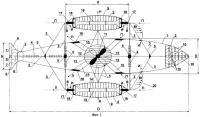 Патент 2356765 Воздушно-тросовая транспортная система кущенко в.а.
