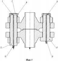 Патент 2579175 Устройство контроля прочности шпилек (болтов)