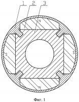 Патент 2505908 Ротор высокооборотной электрической машины