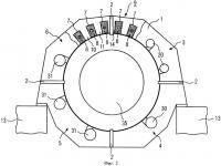 Патент 2395887 Непосредственный привод для мощных приводов