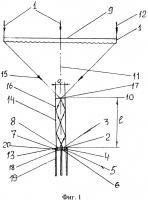Патент 2615243 Солнечная электростанция