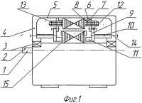 Патент 2529643 Индукторная электрическая машина