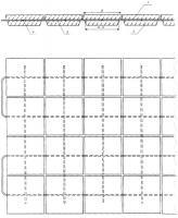 Патент 2325474 Универсальный гибкий защитный бетонный мат