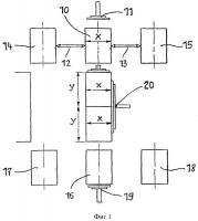 Патент 2537015 Установка и способ изготовления угольного брикета, пригодного к коксованию