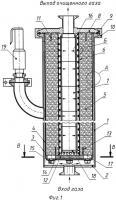 Патент 2610609 Устройство для очистки газов