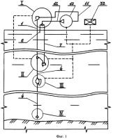 Патент 2324055 Способ экологической сепарации в эрлифтном подъеме подводных месторождений полезных ископаемых и система для его реализации