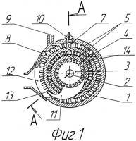 Патент 2291305 Турбинный двигатель внутреннего сгорания