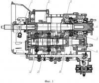Патент 2666099 Коробка передач транспортного средства (варианты)