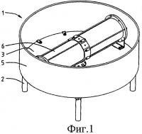 Патент 2476801 Способ и устройство для переноса тепла от первой среды ко второй