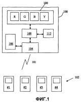 Патент 2352077 Множество устройств, совместно использующих общее периферийное устройство