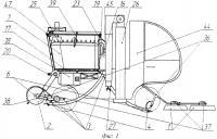 Патент 2484198 Мусоросборное транспортное средство