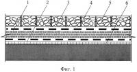 Патент 2644952 Берегоукрепительное и противофильтрационное покрытие