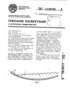 Патент 1139793 Продольная речная струенаправляющая дамба