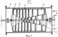 Патент 2305192 Авиационная осевая двухсторонняя турбомашина (варианты)