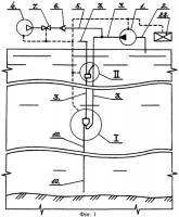 Патент 2310102 Способ подъема многокомпонентной смеси с больших глубин и система для его реализации