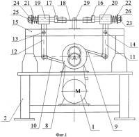 Патент 2279053 Устройство для усталостных испытаний образцов на изгиб