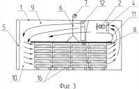 Патент 2345538 Устройство для термообработки пищевых продуктов, преимущественно дефростации
