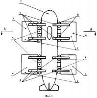 Патент 2321532 Способ транспортировки на плавсредстве выведенных из строя атомных подводных лодок в пункт их утилизации и устройство для его осуществления