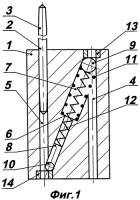 Патент 2511531 Запорно-пломбировочное устройство
