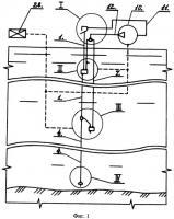 Патент 2321748 Способ работы морского эрлифта и система для его реализации