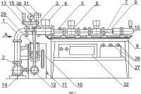 Патент 2664775 Способ метрологического контроля приборов учёта тепла, расходомеров различного типа и устройство для его осуществления