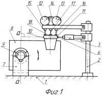 Патент 2324893 Способ измерения отклонений взаимного расположения паза и оси отверстия