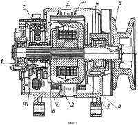 Патент 2494519 Синхронный генератор