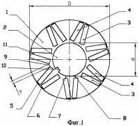 Патент 2244370 Магнитная система ротора