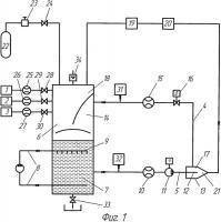 Патент 2505790 Устройство воспроизведения расходов газожидкостных потоков