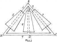 Патент 2542349 Трехфазный трансформатор