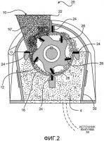 Патент 2583360 Способ получения волокнистого материала