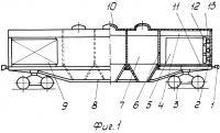 Патент 2246415 Хоппер-вагон