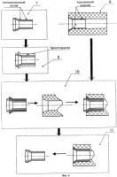 Патент 2337088 Способ бронирования канала заряда твердого ракетного топлива