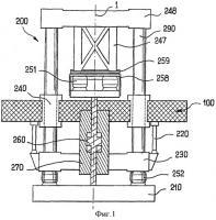 Патент 2351956 Устройство для посылки сейсмовибрационных волн