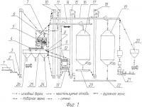 Патент 2369081 Зерно- и семяочистительный агрегат
