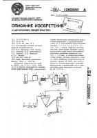 Патент 1205880 Способ производства порошка солей минеральной воды