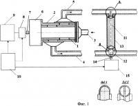 Патент 2477839 Генератор пульсирующих потоков