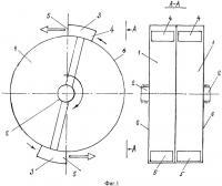 Патент 2287696 Реактивная воздушная турбина