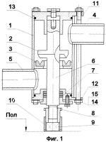 Патент 2525380 Устройство аварийного перекрытия трубопровода
