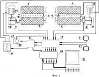 Патент 2345915 Способ дифференциального диагностирования тормозных систем автотранспортных средств с пневматическим тормозным приводом и устройство для его осуществления