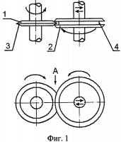 Патент 2318661 Способ разрезания покрышек