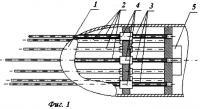 Устройство для управления обтеканием гиперзвукового летательного аппарата