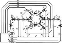 Патент 2619398 Установка для испытания, поверки и настройки средств измерений расхода жидкости