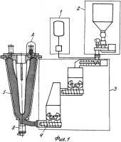 Патент 2444503 Способ изготовления изделия смесевого твердого топлива