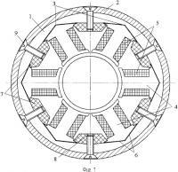 Патент 2330369 Магнитопровод статора электрической машины